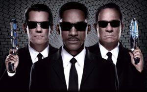 Filme - Homens de Preto 3