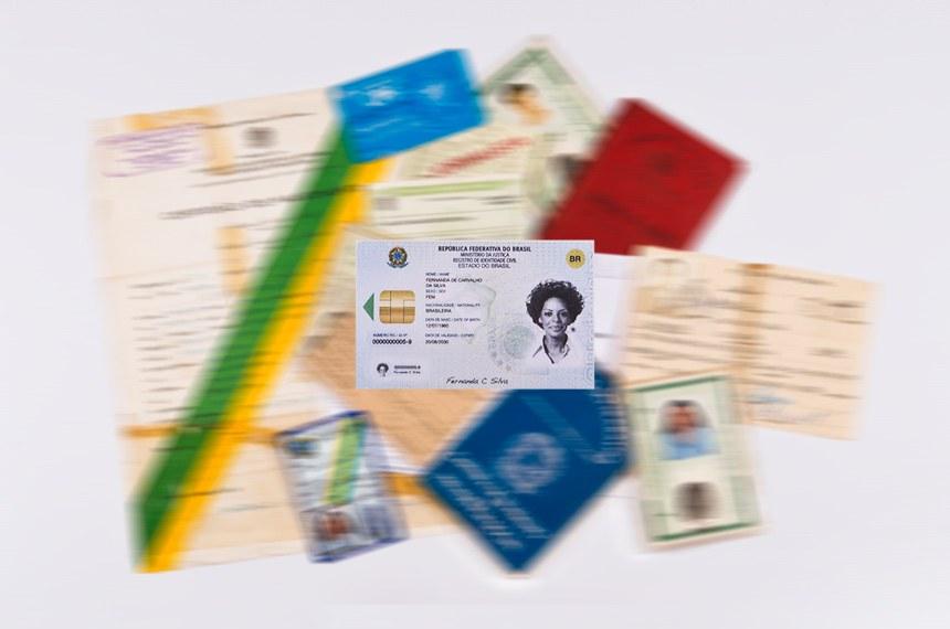 Documento Único de Identificação Nacional do Brasil