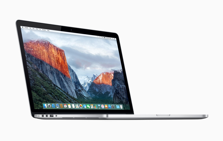 MacBook Pro de 15 polegadas