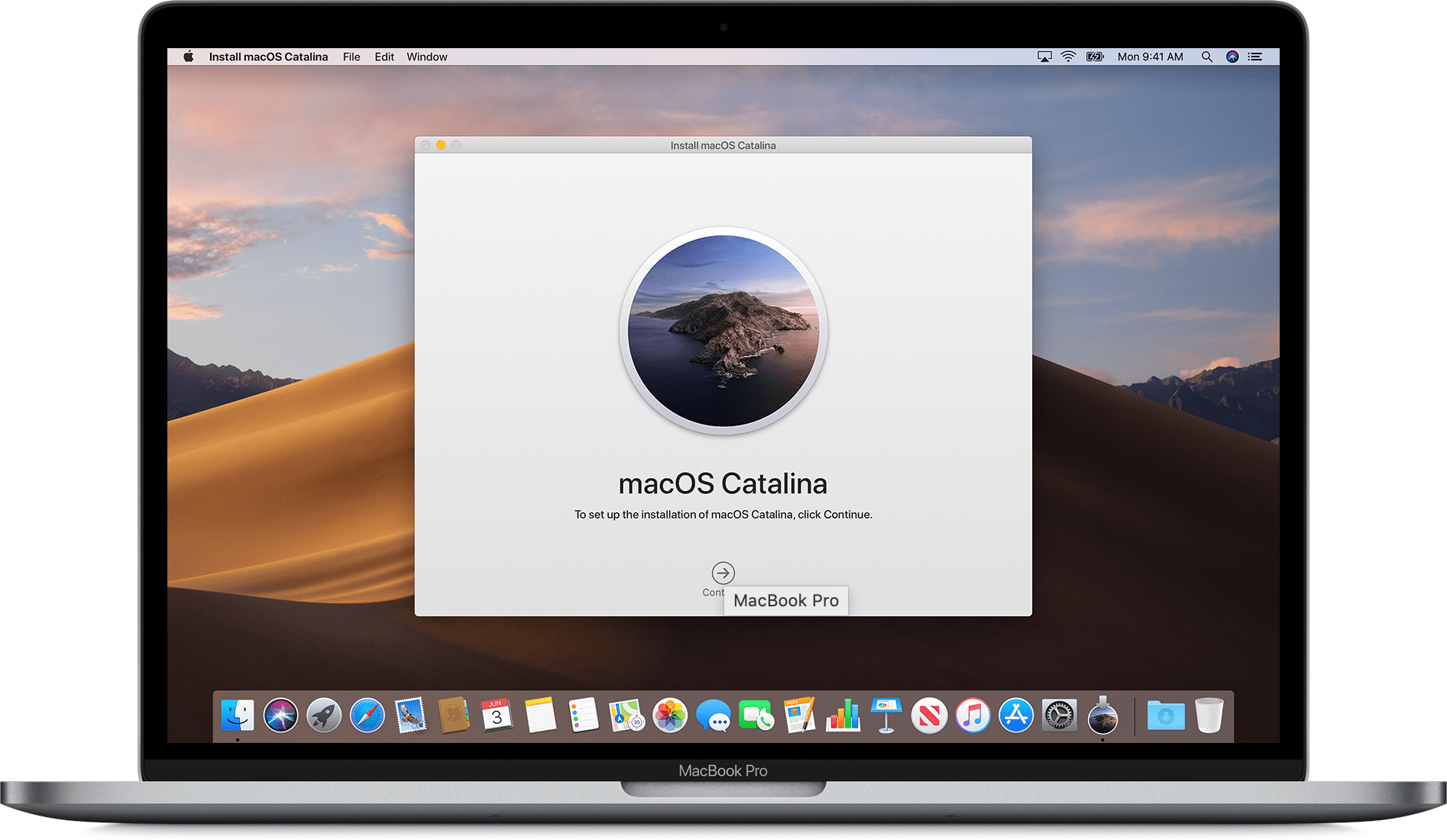 Instalando a versão beta pública do macOS Catalina