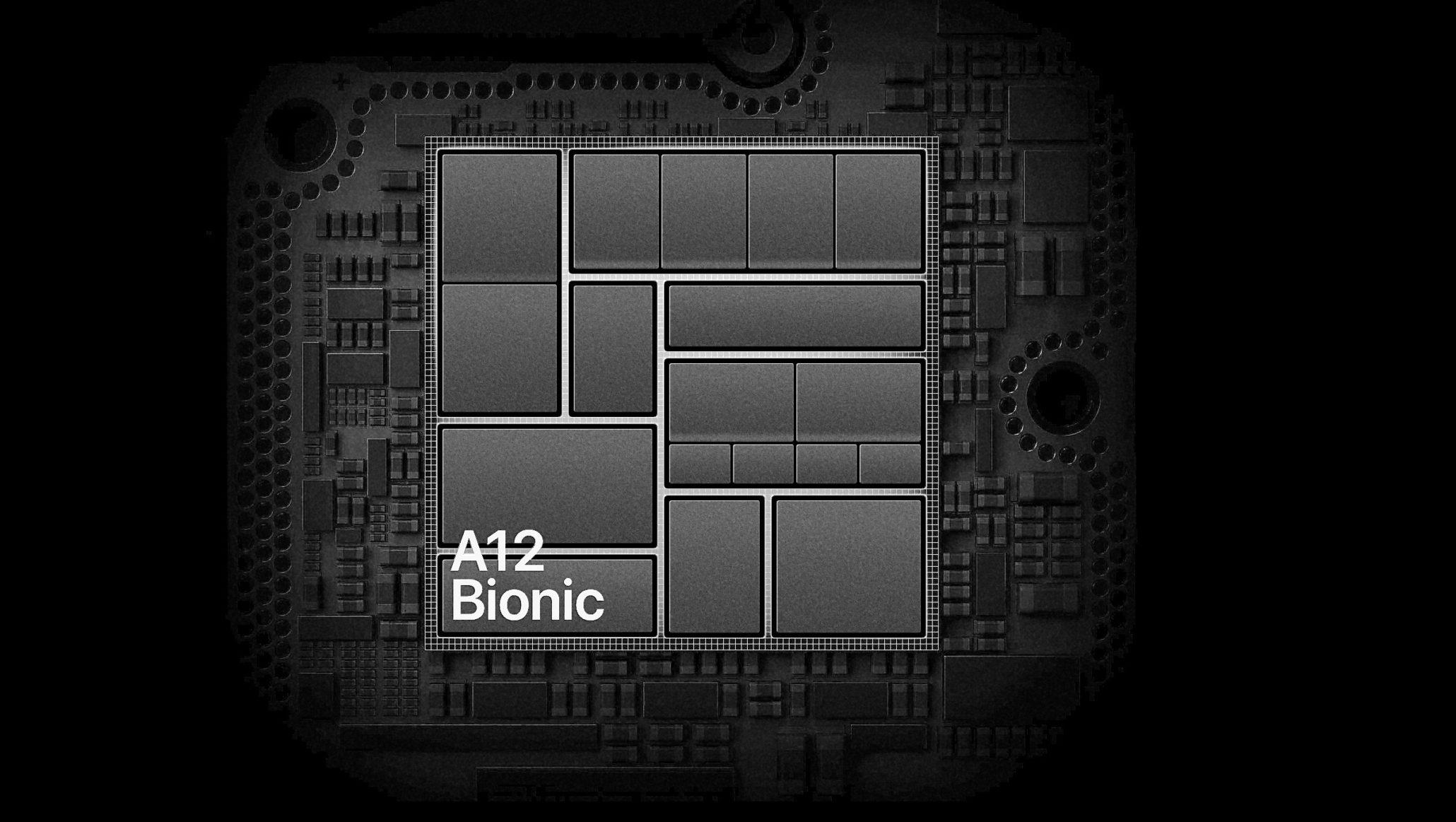 Chip A12 Bionic, da Apple