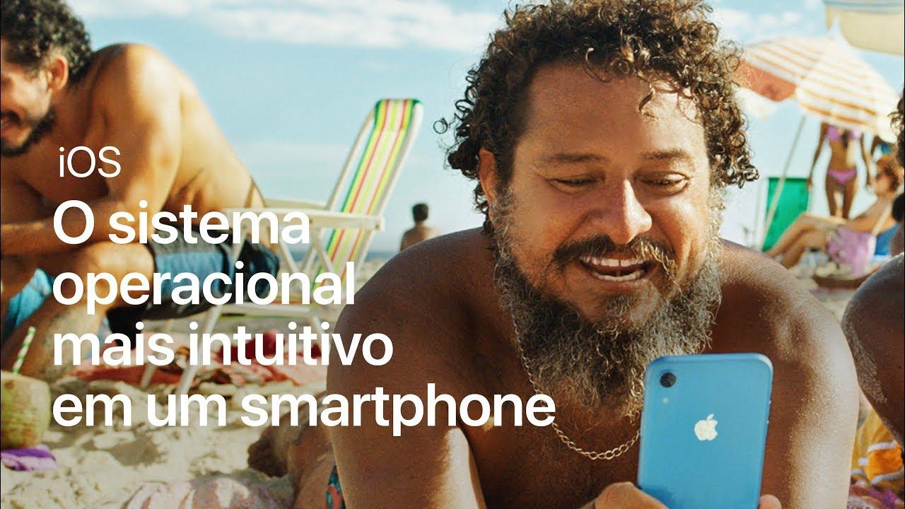 Novo comercial do iPhone