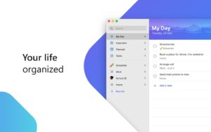 Microsoft To-Do para Mac