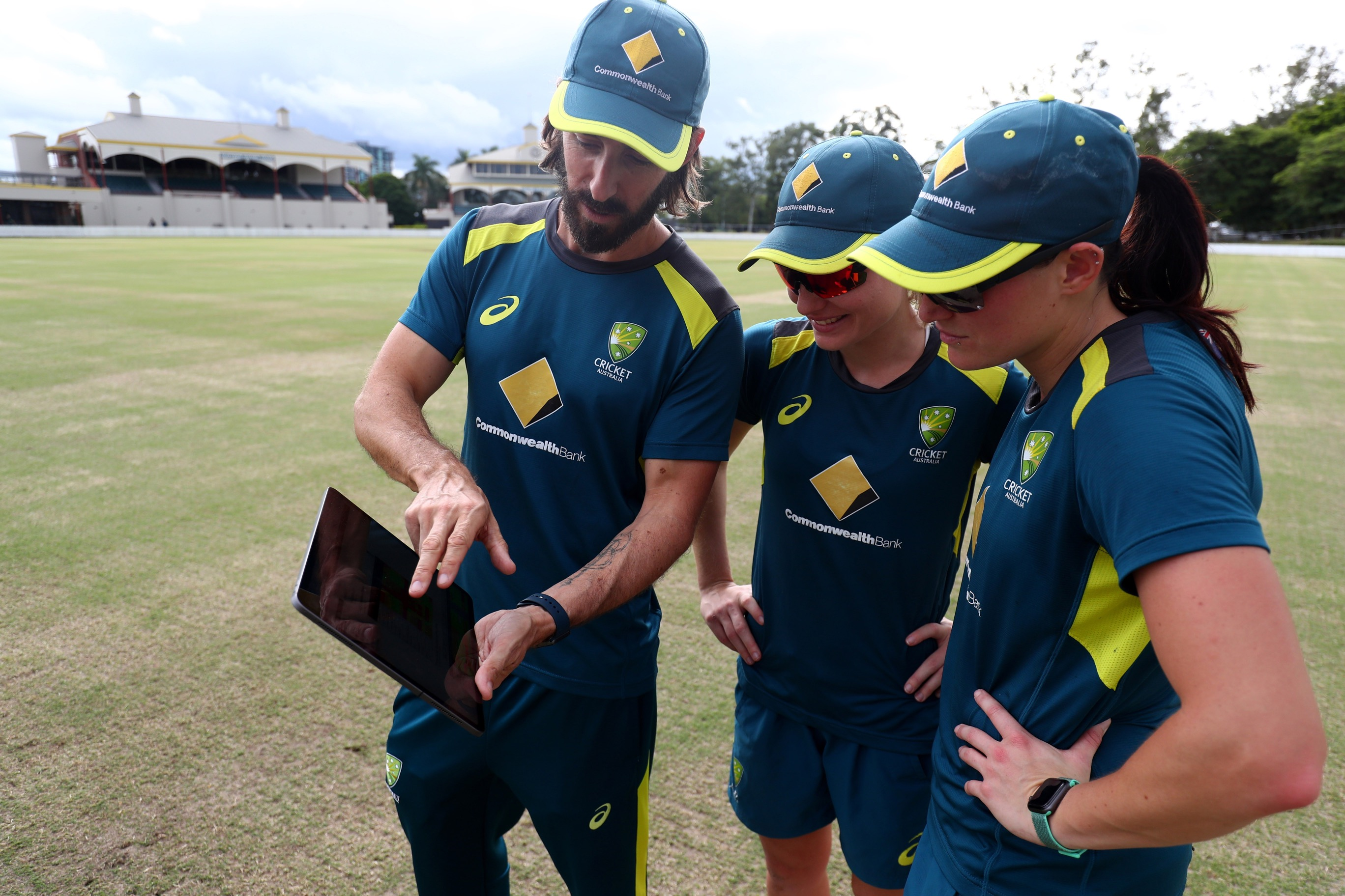 Equipe feminina australiana de críquete