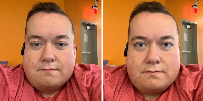Correção de atenção do FaceTime no iOS 13