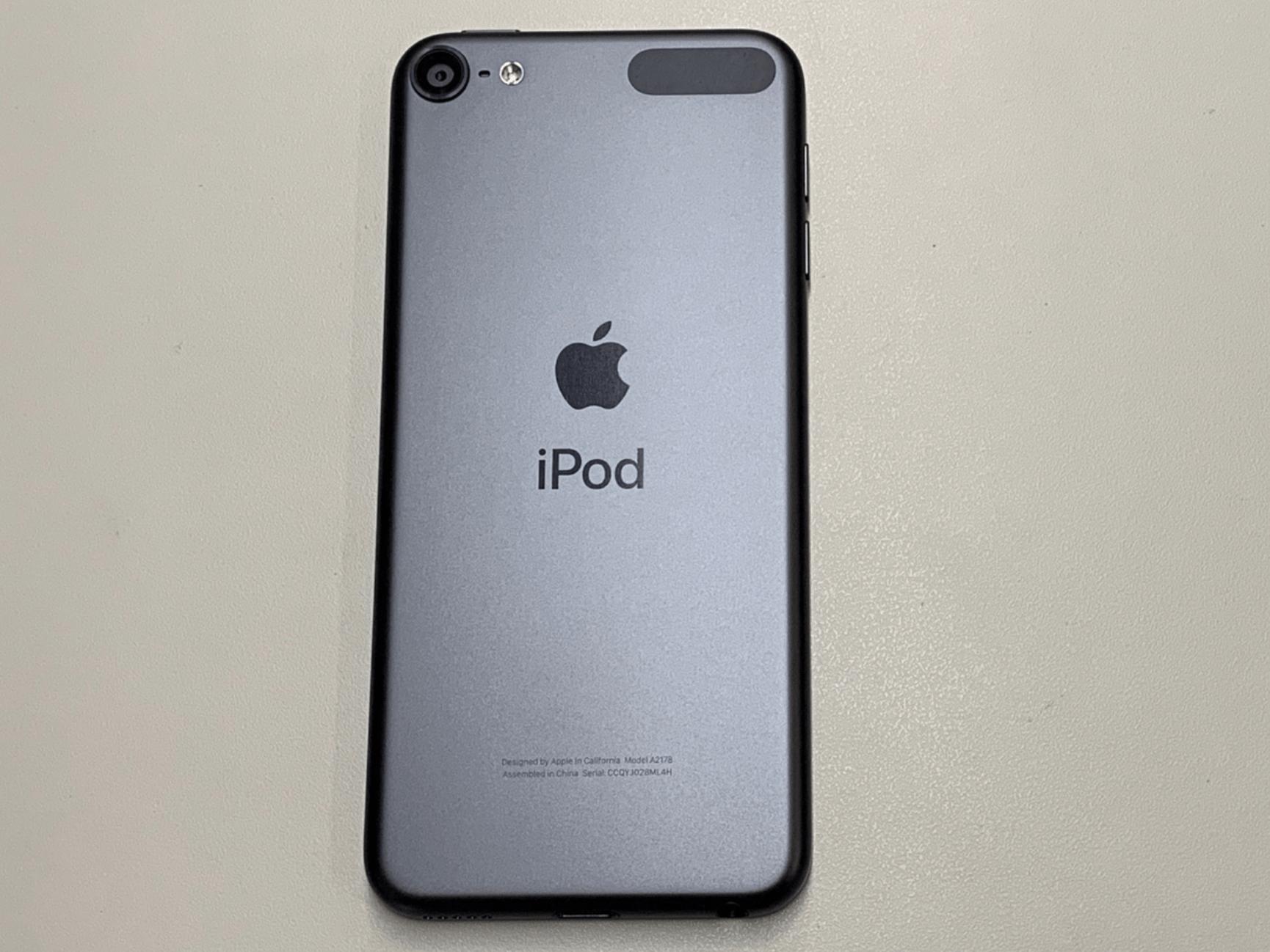 Novo iPod touch homologado pela Anatel