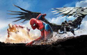 Divulgação do filme Homem-Aranha - De Volta Ao Lar