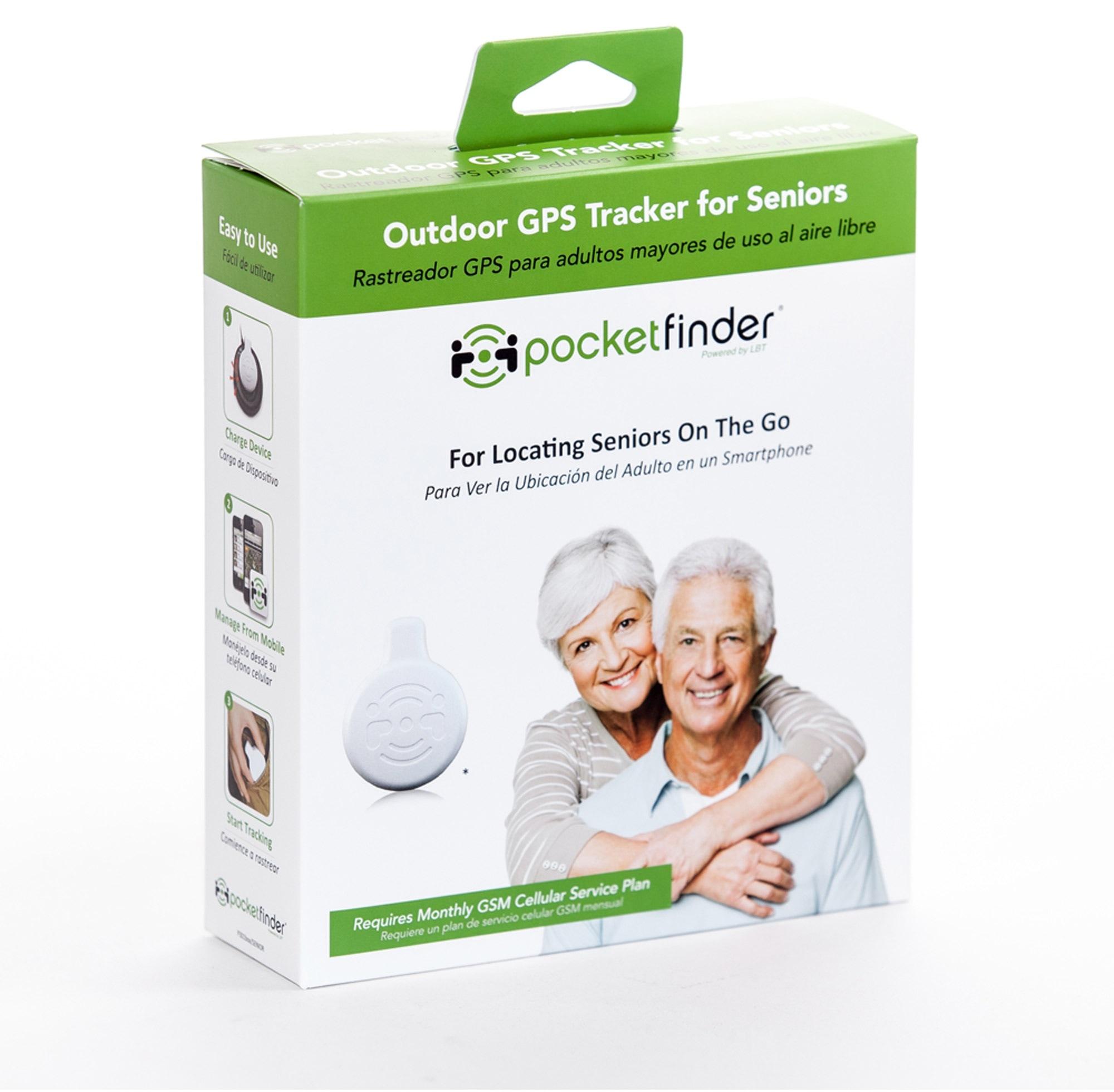PocketFinder, da Location Based Technologies (LBT)