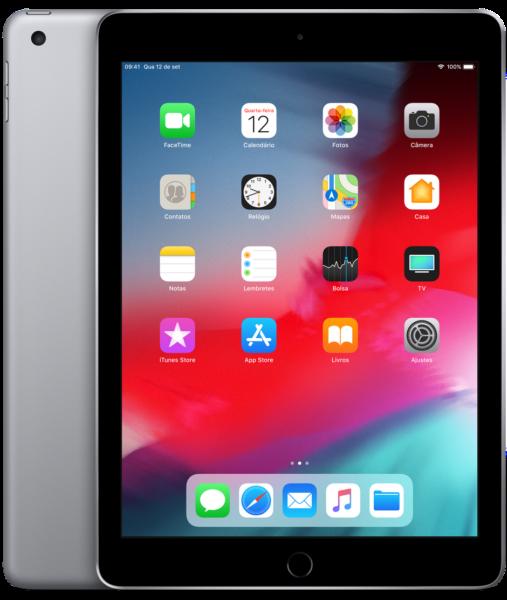 iPad (6ª geração) Wi-Fi de 32GB