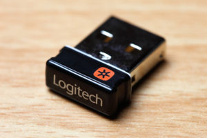 Receptor wireless Logitech Unifying