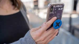 Case Insight para iPhone X da iFixit