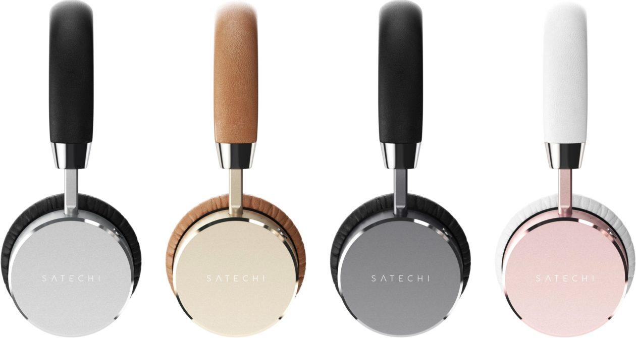 Cores dos Bluetooth Aluminum Wireless Headphones