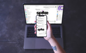 Spike no Mac e no iPhone