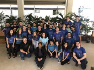 Alunos da Apple Developer Academy PUC-Rio