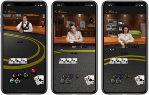 Jogo Texas Hold'em, da Apple
