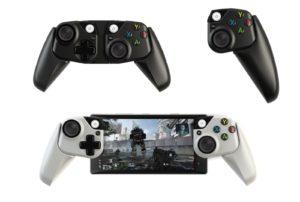 Patentes de joysticks para dispositivos móveis da Microsoft