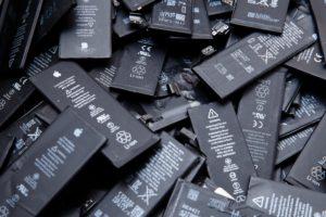 Baterias de iPhones