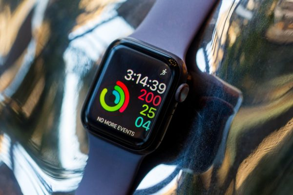 Mostrador de Atividade no Apple Watch Series 4