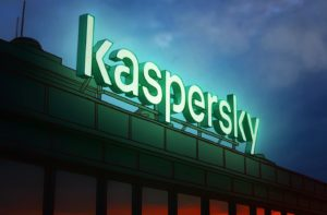 Ilustração da Kaspersky