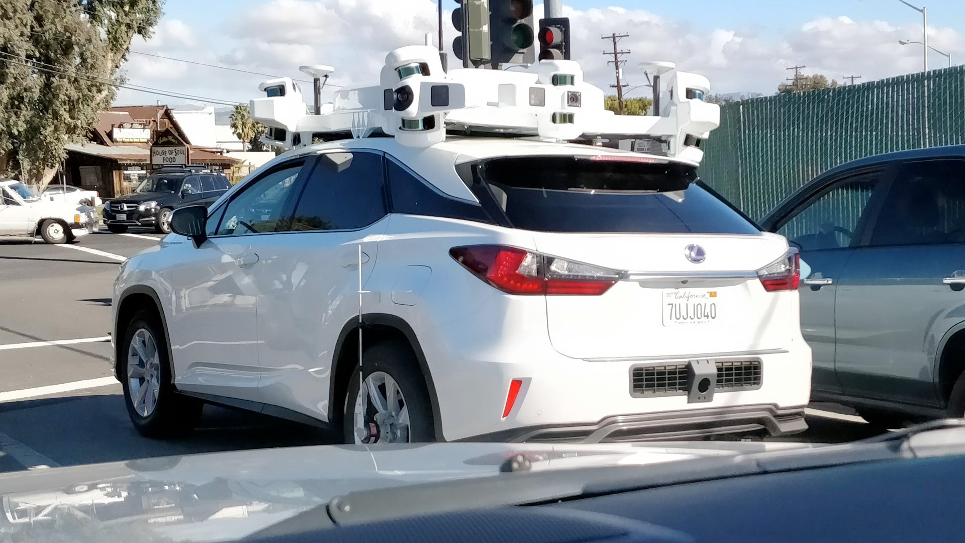 Veículos autônomo da Apple