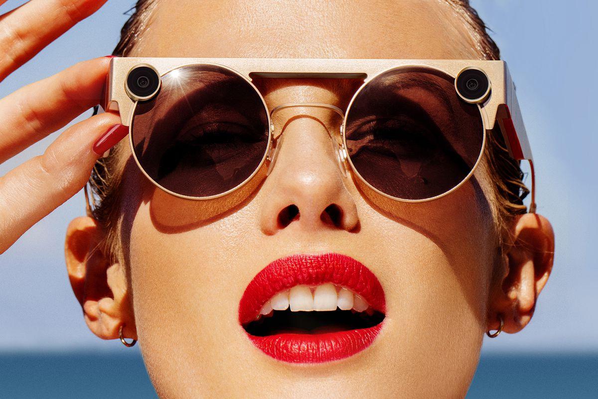 Óculos Spectacles 3, da Snap