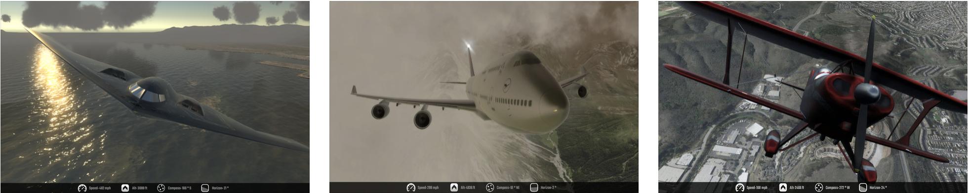 Flight Unlimited 2K17