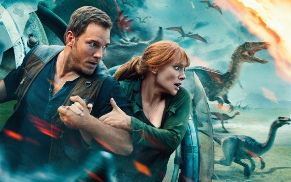 """Filme """"Jurassic World: Reino Ameaçado"""""""