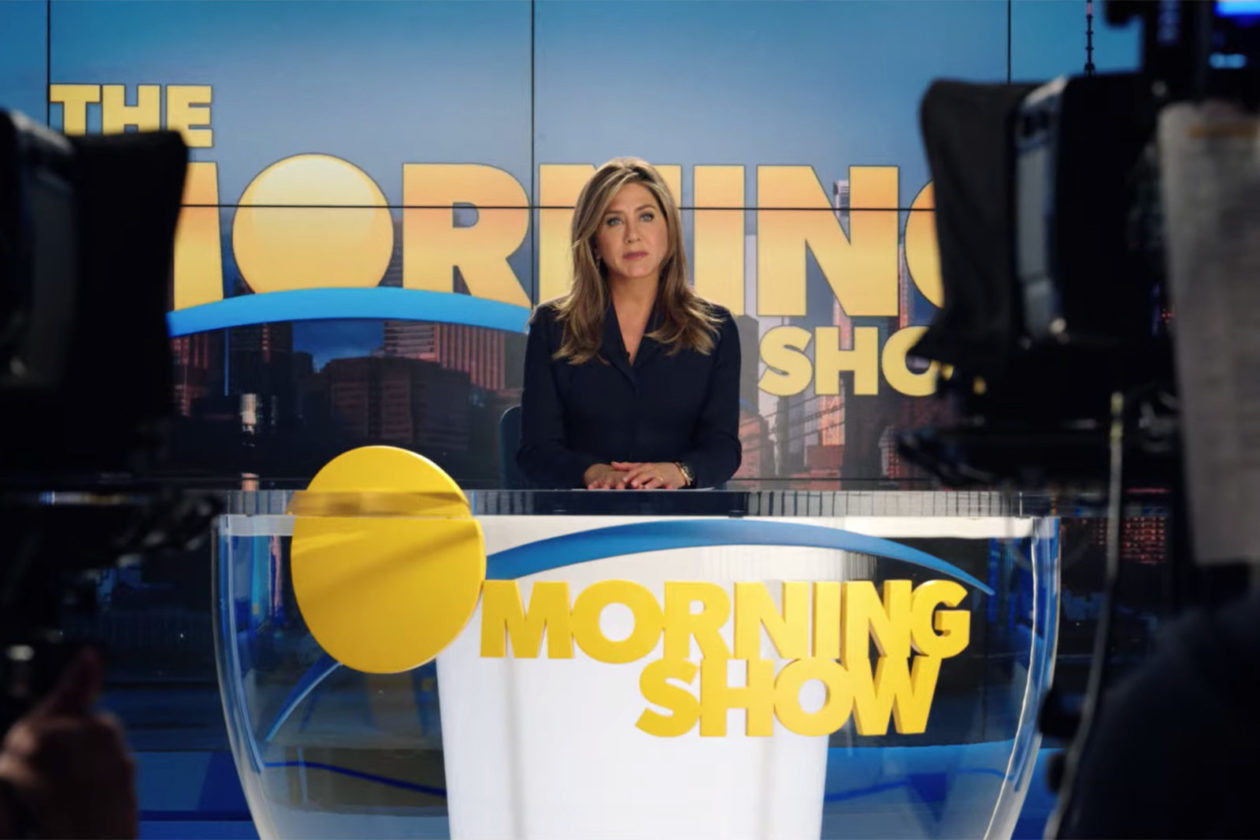 "Trailer de ""The Morning Show"""