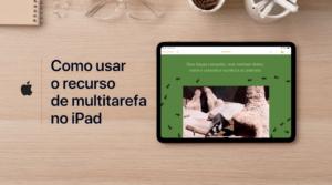 Nova série de vídeos tutoriais no canal da Apple Brasil no YouTube