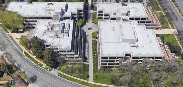 Escritórios Cupertino City Center, adquiridos pela Apple