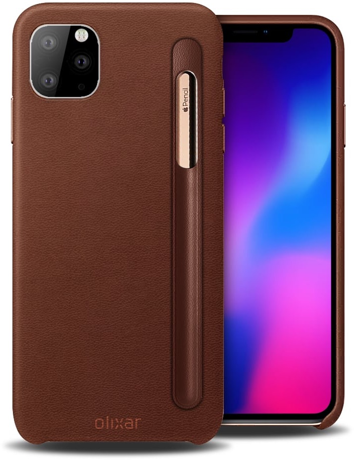 "Case para o ""iPhone 11 Pro"" com espaço dedicado ao Apple Pencil"