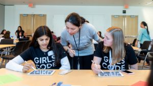 ONG Girls Who Code