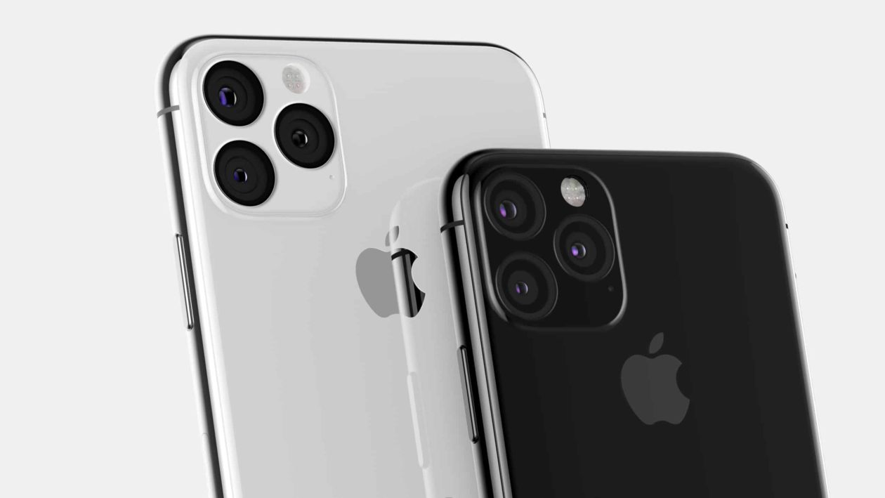 Câmera tripla nos iPhones 11 Pro e 11 Pro Max