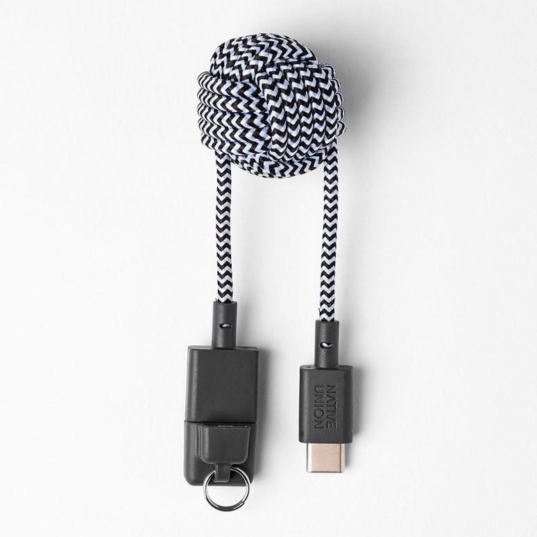 Key Cable USB-C para Lightning da Native Union