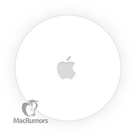 Possível rastreador Bluetooth da Apple