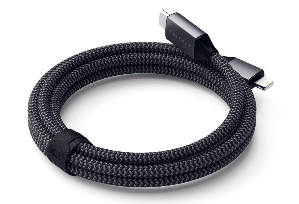 Cabo Satechi USB-C para Lightning