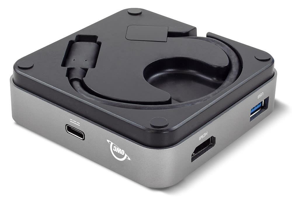 Novo Travel Dock USB-C da OWC