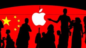 Apple na China