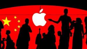 Apple na China
