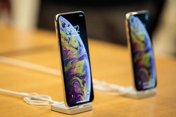 iPhones XS à venda