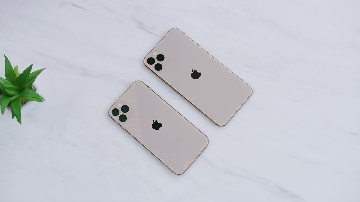 "Render do ""iPhone 11 Pro"""