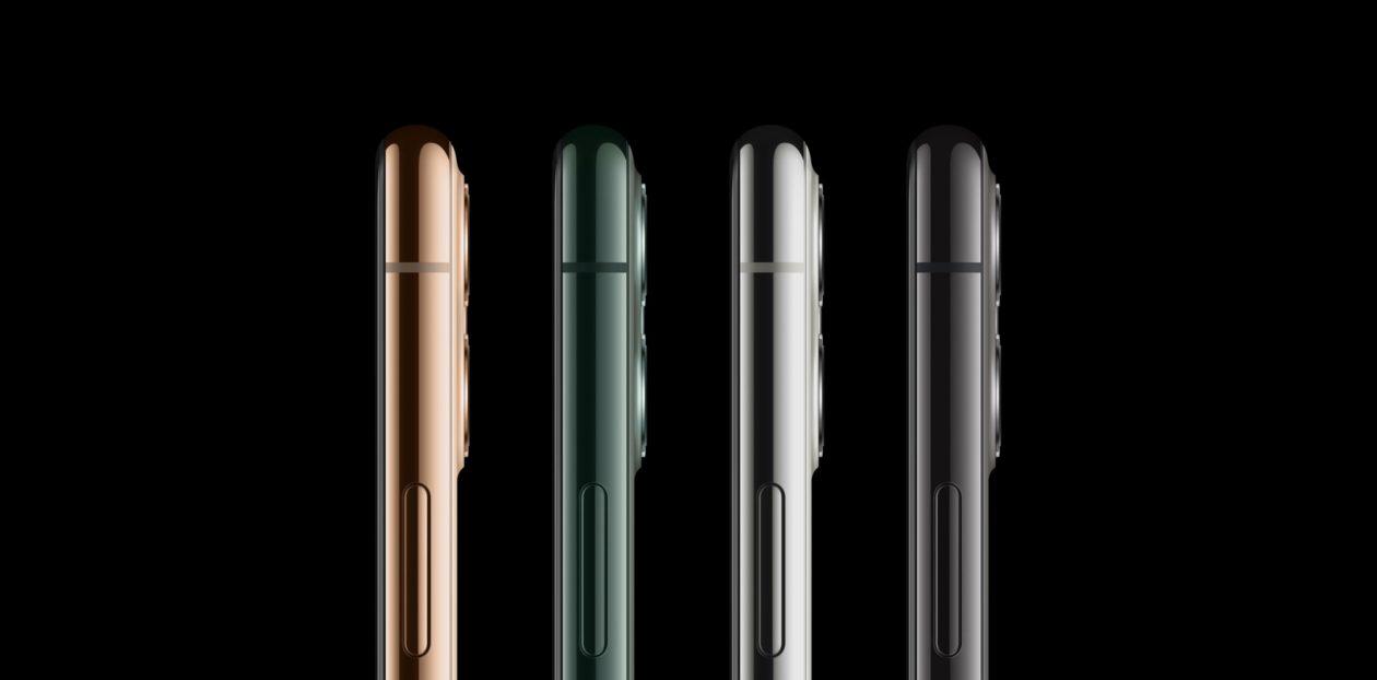 Corpo do iPhone 11 Pro