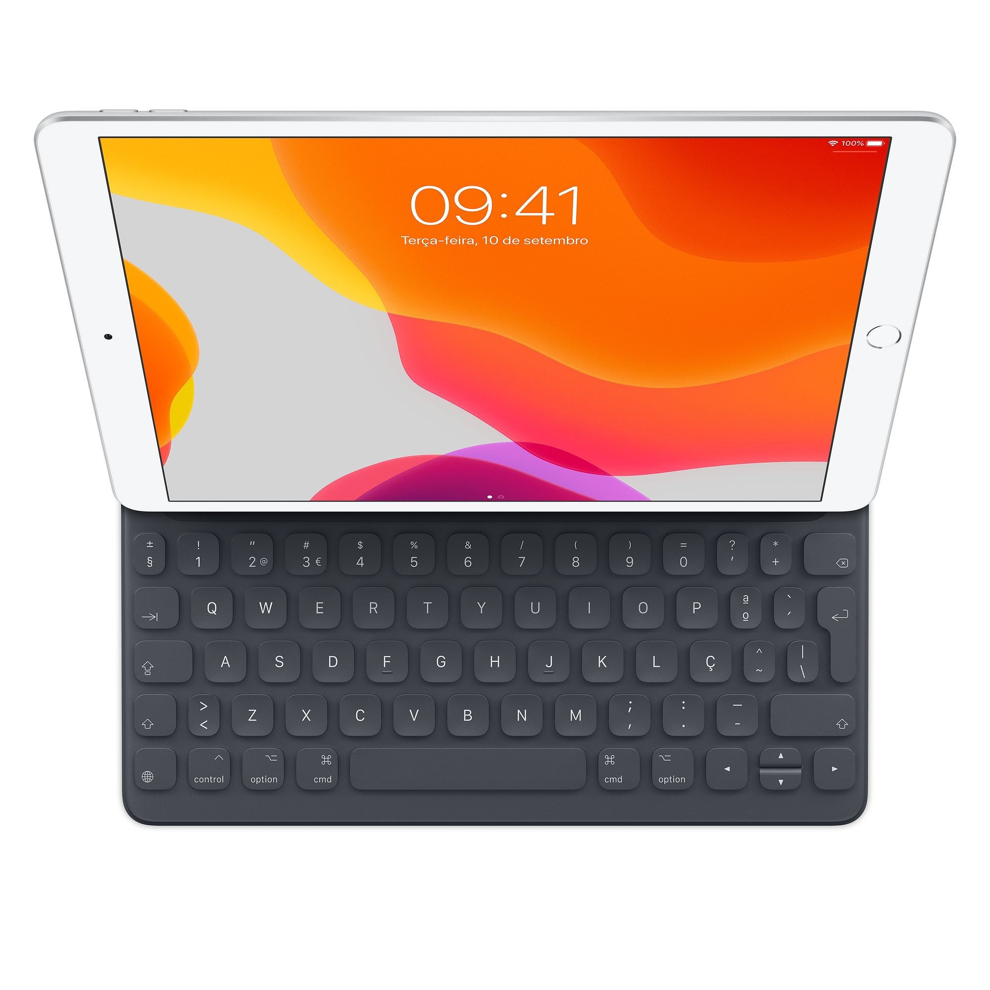 Smart Keyboard para iPad de 10,2""