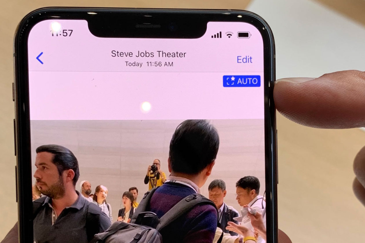 Nova etiqueta de identificação dos iPhones 11 Pro