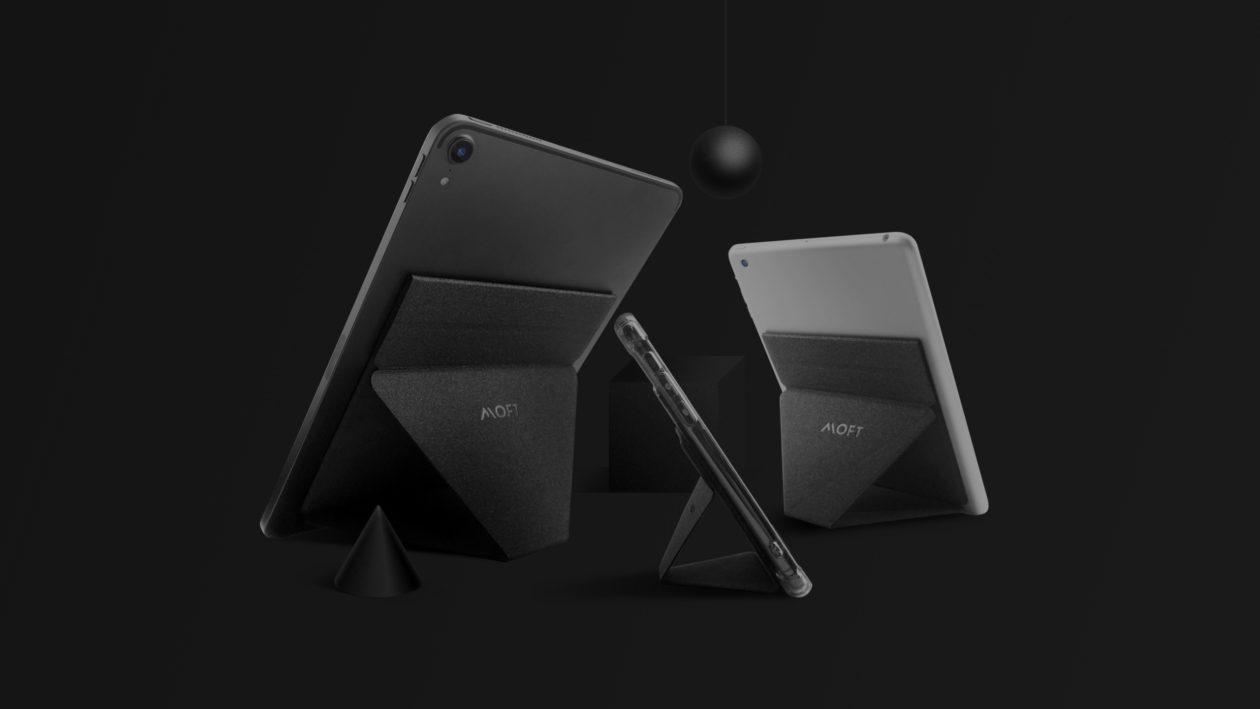 Stand para iPhone e iPad da MOFT X