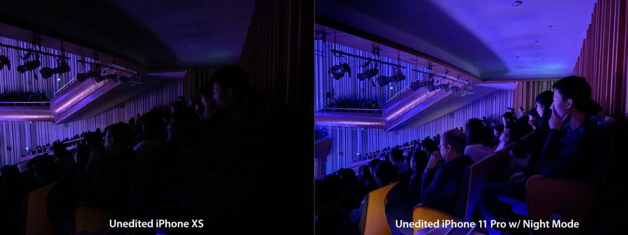 Modo Noturno no iPhone 11 Pro