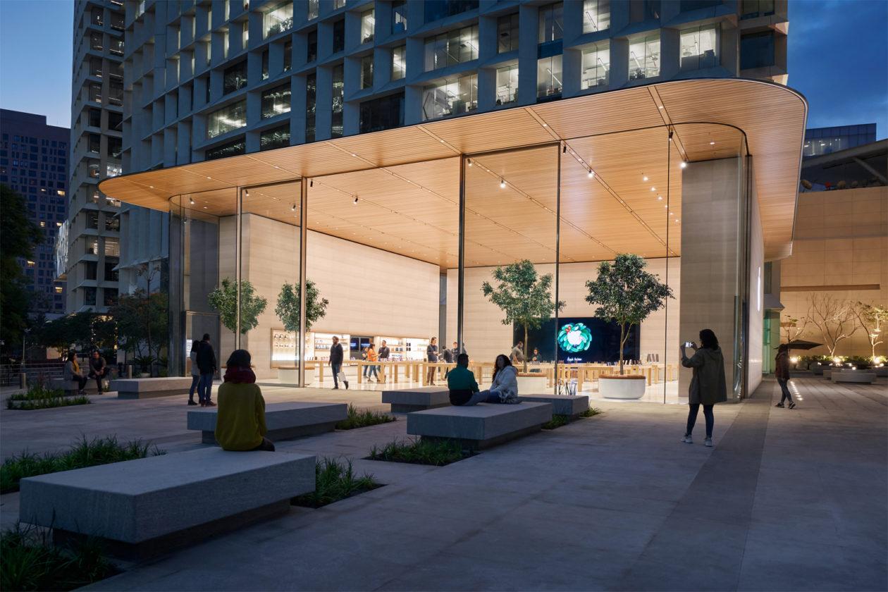Apple Antara, na Cidade do México