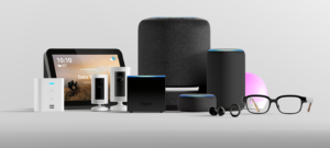 Novos dispositivos Amazon Echo