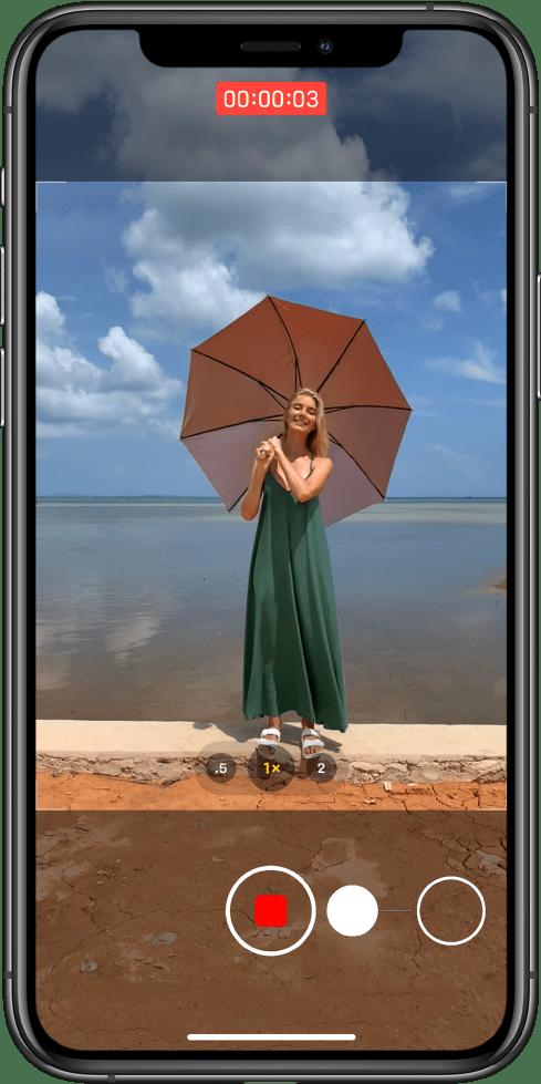 QuickTake, recurso dos iPhones 11, 11 Pro e 11 Pro Max