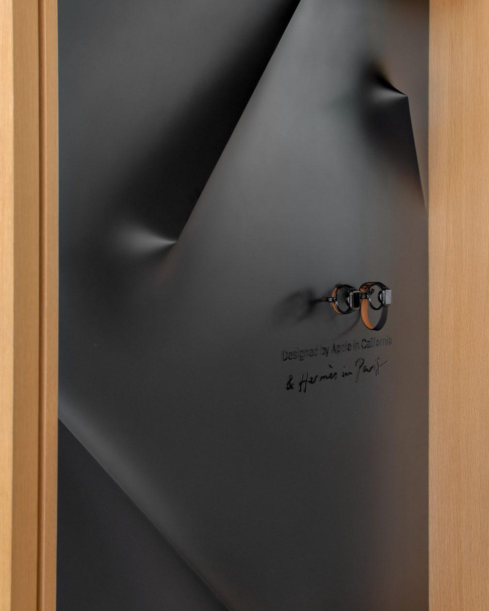 Mostruário nas lojas da Apple